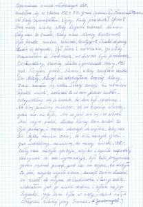 Wspomnienia z dziecinnych lat. Zofia Pufka-Dańczyszyn. Zabicie Teodora Jawornickiego